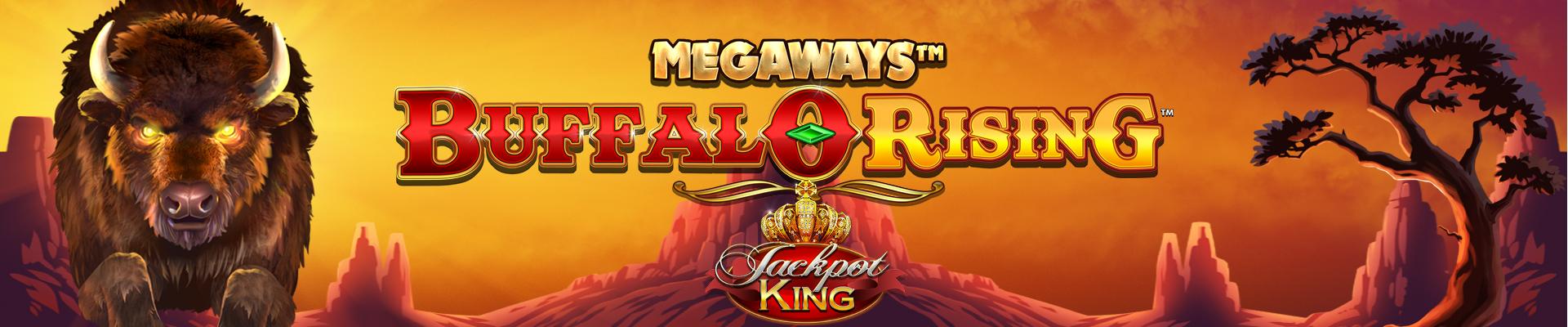 Buffalo Rising Megaways Jackpot King slot