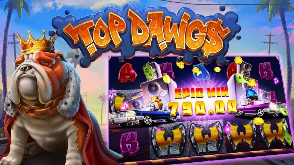 Top Dawg$ Slot online