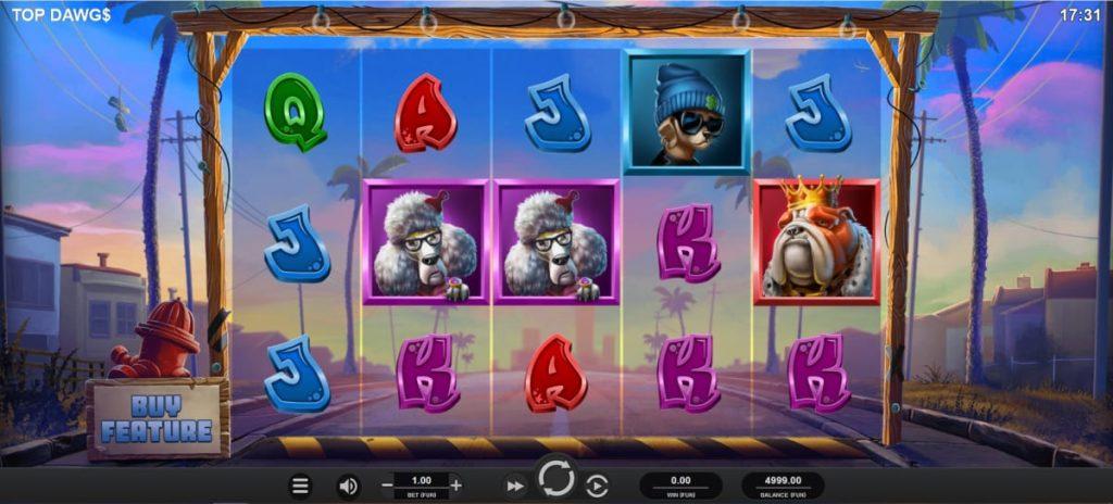 Top Dawg$ Slot Machine